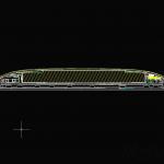 ZTE batteria alta densità