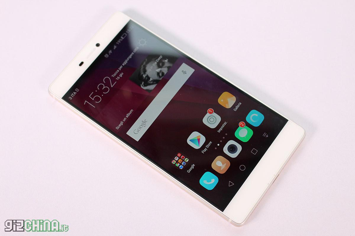 Recovery TWRP for Huawei P8: here's where to download it! - GizChina it