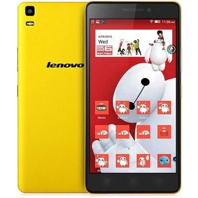Lenovo K3 Hinweis