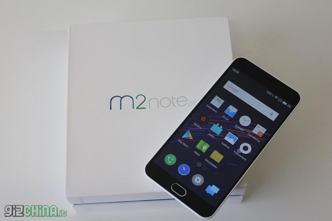 Meizu M2 Notes