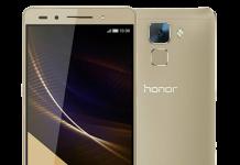 Honor 7 Datenblatt