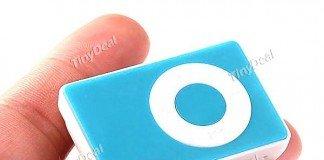 Lettore MP3 clip