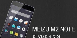 Meizu M2 Note
