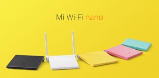 I nano Wi-Fi