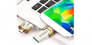EAGET Pendrive 32GB OTG