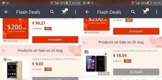Flash Sale Elephone P8000
