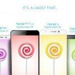 Huawei Lollipop