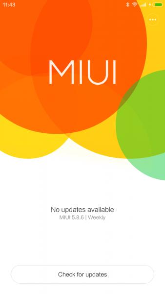 MIUI 5.8.6