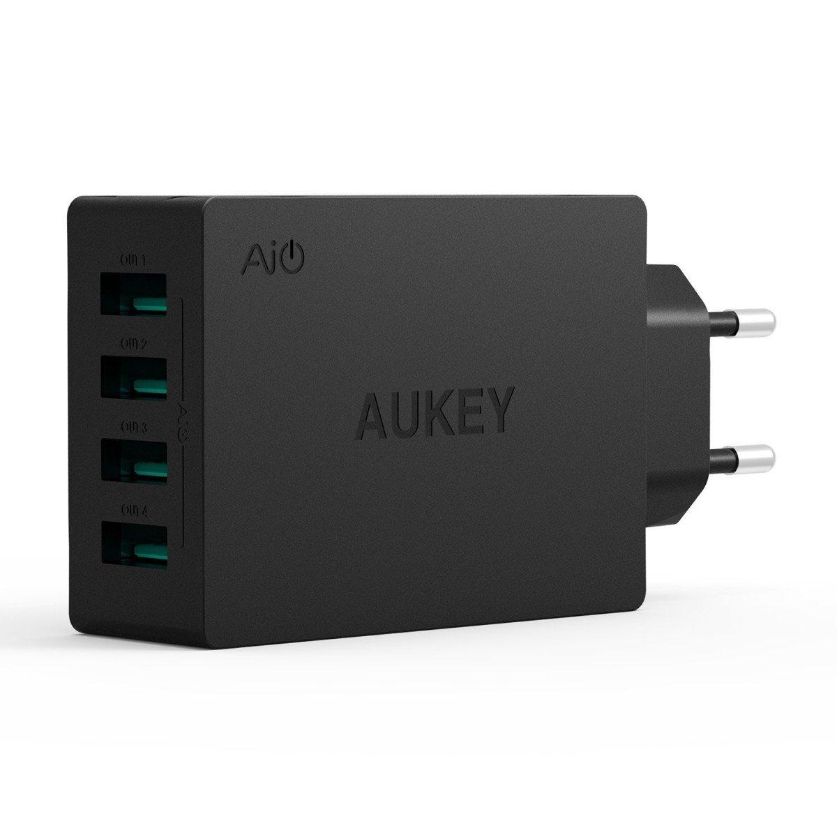Aukey Caricabatterie da muro USB