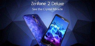 Asus Zenfone 2 Crystal Blue