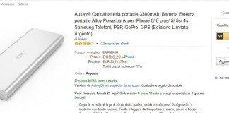 Aukey Powerbank 3300 mAh