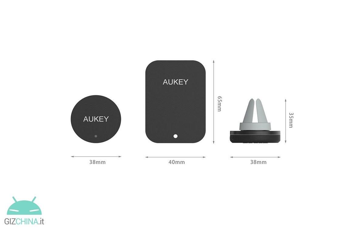 Aukey Magnetische Unterstützung