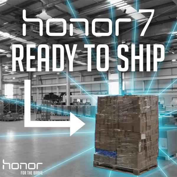 Honor 7 vMall