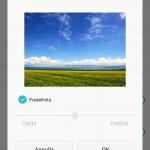 Huawei Mate S OS