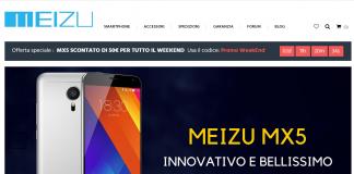 Meizu MX5 em oferta