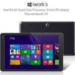 Cube iWork 8 - i migliori tablet cinesi