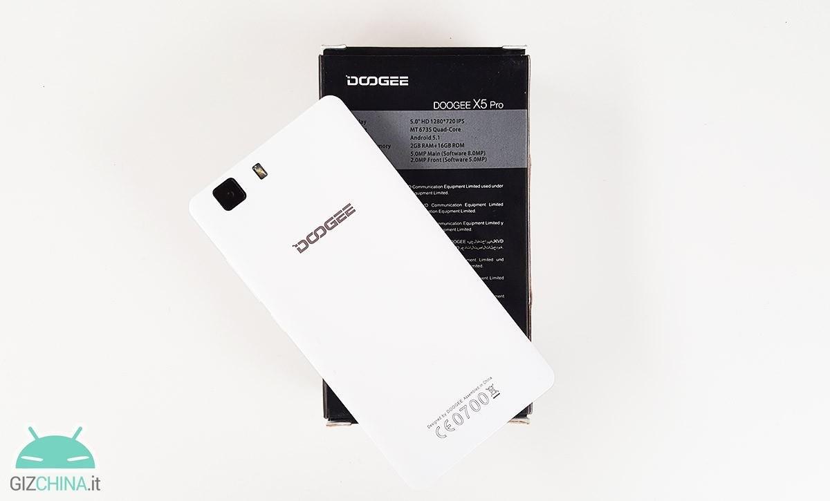 Doogee X5 Pro, la recensione di GizChina it - GizChina it