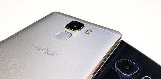 Honor 7 vs Samsung Galaxy S6