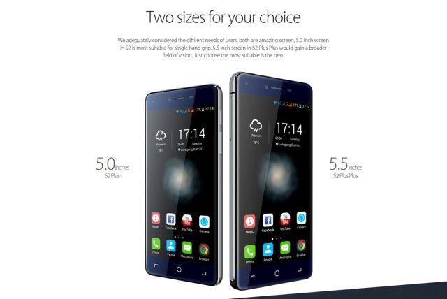 Elephone S2 S2 Plus