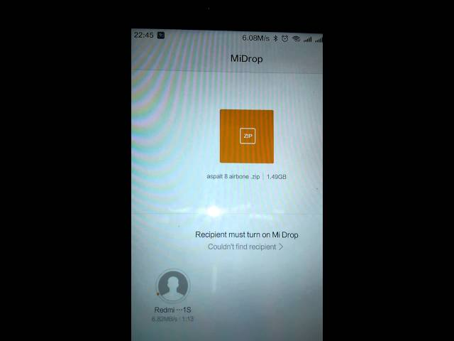 Midrop L Airdrop Xiaomi Arriva Con L Ultimo Ota Miui 7