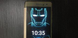 Bluboo Xtouch Iron Man