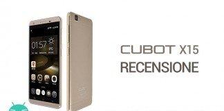 Cubot X15