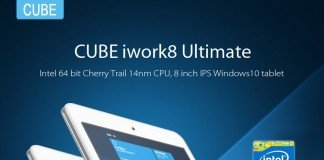 Cube i8 Work Ultimate