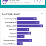 Benchmark OnePlus X