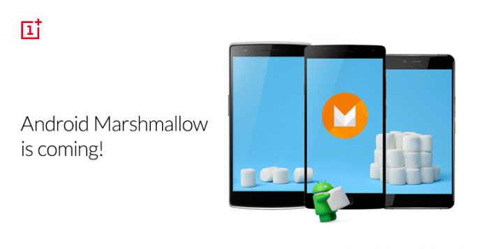 Oneplus Android 6 Marshmallow