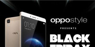 Oppo Black Friday