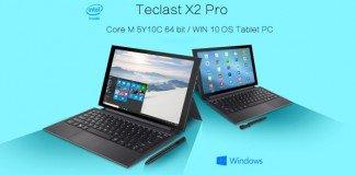 Teclast X2 Pro