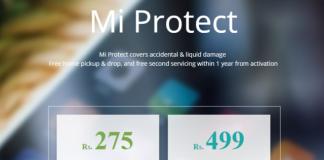 Xiaomi Mi Protect