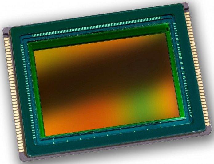 fotocamera sensore