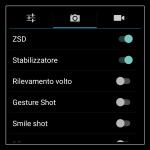 fotocamera di elephone m2