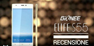 Gionee Elif S5.5