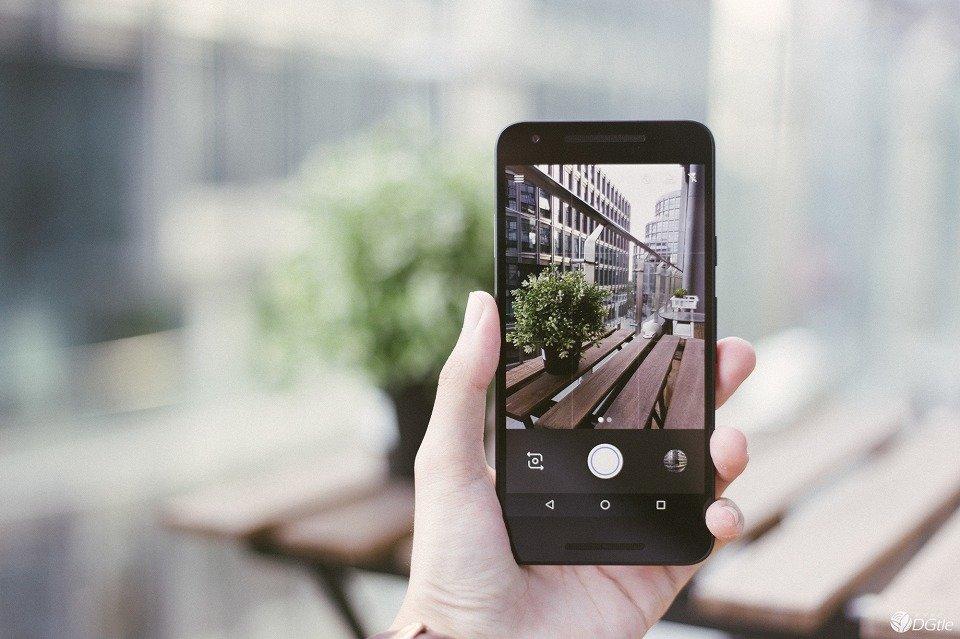 Photo avec smartphone