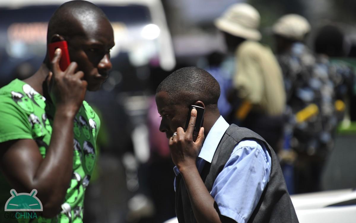 Smartphone da África