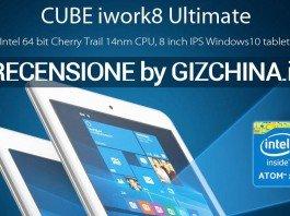 Cube iWork 8 Ultimate