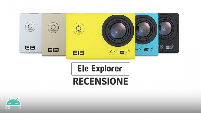 Elephone ELE Explorer