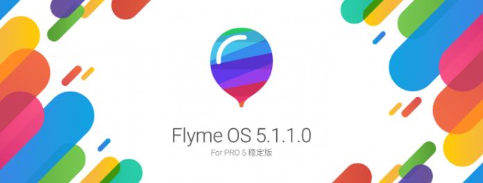 Flyme OS 5.1.1.0