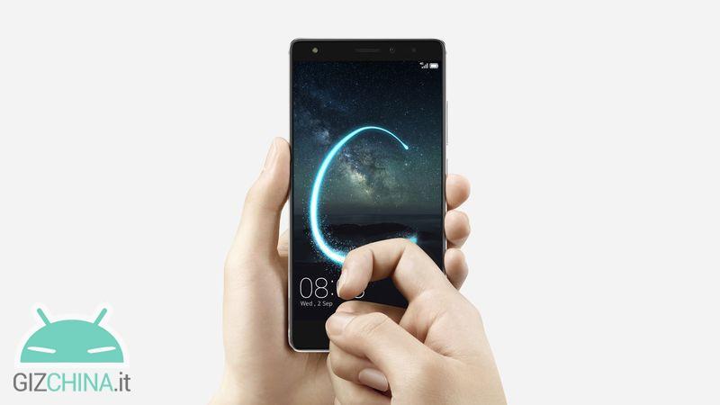 Sentido de junta da Huawei mate