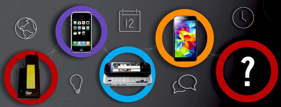 Smartphone evoluzione