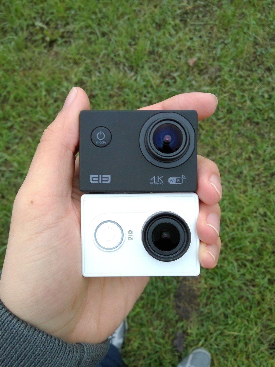 Yi Camera vs ELE Explorer