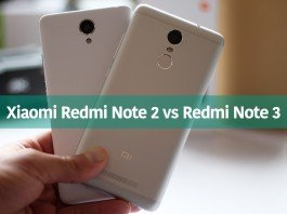 Xiaomi Redmi Note 3 vs Redmi Note 2