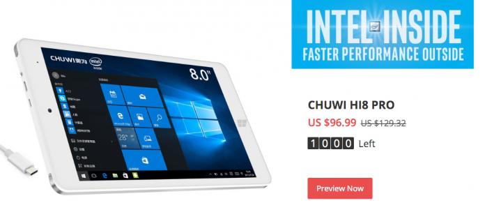 Chuwi Hi8 Pro Aliexpress