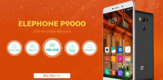 Elephone P9000 Myefox