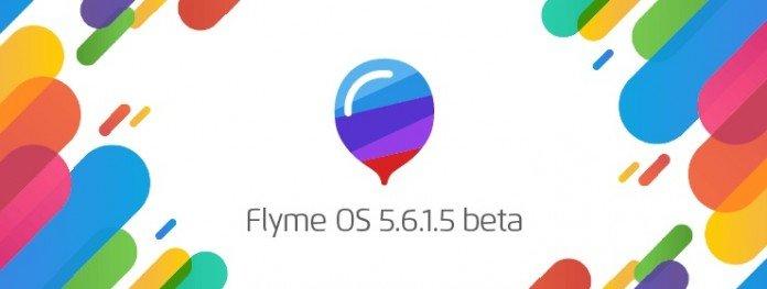 Flyme os 5.6.1.5 beta