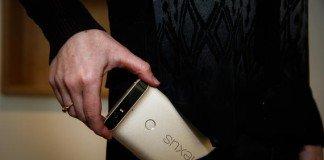 Huawei Nexus 6P Matte Gold