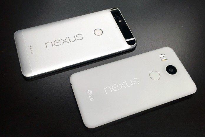 Huawei nexus 6p lg nexus 5x