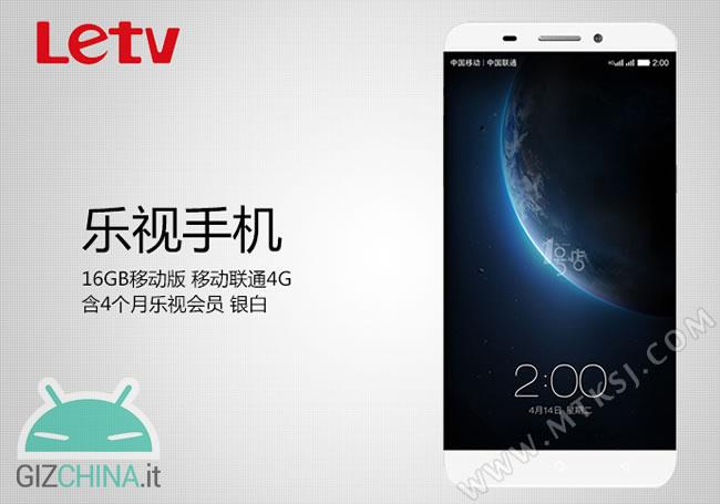 LeTV x608 offerta